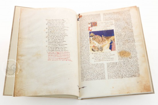 Guarneriana Divine Comedy, S. Daniele del Friuli, Biblioteca Civica Guarneriana, ms. 200 − Photo 1