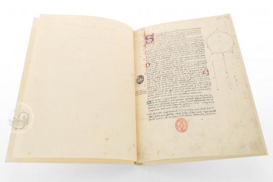 Piero della Francesca's Archimedes, Florence, Biblioteca Riccardiana, Ricc. 106 − Photo 1