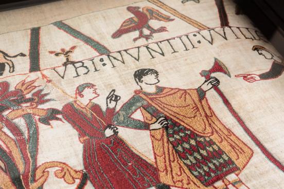 Bayeux Tapestry, Bayeux, Musée de la Tapisserie de Bayeux − Photo 1