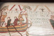 Bayeux Tapestry, Bayeux, Musée de la Tapisserie de Bayeux − Photo 9