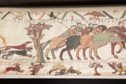 Bayeux Tapestry, Bayeux, Musée de la Tapisserie de Bayeux − Photo 11