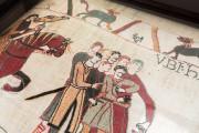 Bayeux Tapestry, Bayeux, Musée de la Tapisserie de Bayeux − Photo 12