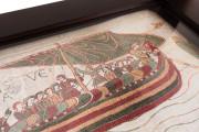 Bayeux Tapestry, Bayeux, Musée de la Tapisserie de Bayeux − Photo 17