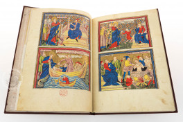 Life of John and the Apocalypse Facsimile Edition