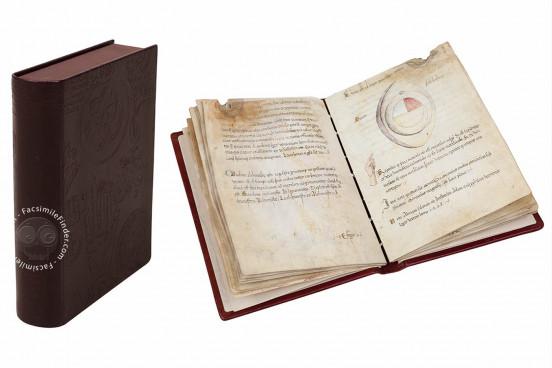 Miscellany of Alchemy, Florence, Biblioteca Medicea Laurenziana, MS Ashburnham 1166 − Photo 1