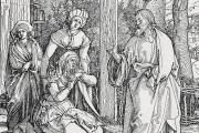 Life of the Virgin of Albrecht Dürer, Madrid, Biblioteca Nacional de España, ER/1663(1)-ER/1663(16) Vienna, Albertina Museum − Photo 3
