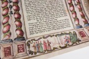 Book of Esther, Budapest, Hungarian Academy of Sciences, MS A 14 − Photo 10