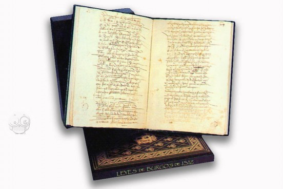 Laws of Burgos and Valladolid (Collection), Seville, Archivo General de Indias, Indiferente General, leg. 419, lib. IV and Patronato, legajo 174 ramo 1 − Photo 1