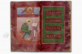 Strahov Evangeliary Facsimile Edition