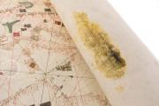 The 1439 Portolan Chart by Gabriel de Vallseca, Barcelona, Museu Maritim − Photo 5