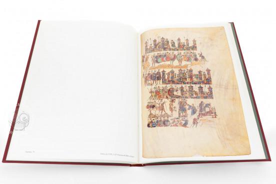 Ripoll Bible, Vatican City, Biblioteca Apostolica Vaticana, Vat.lat. 5729 − Photo 1