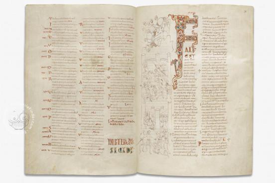 Rodes Bible, Paris, Bibliothèque Nationale de France, lat. 6 − Photo 1