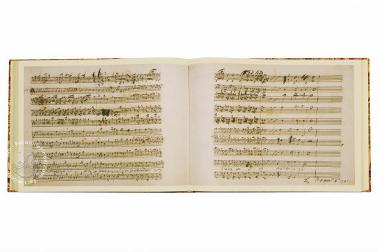 Messiah HWV 56 by George Frederick Händel, London, British Library − Photo 1