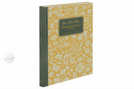 St Matthew Passion BWV 244 by Johann Sebastian Bach Facsimile Edition