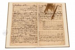 Mass B minor BWV 232 by Johann Sebastian Bach Facsimile Edition