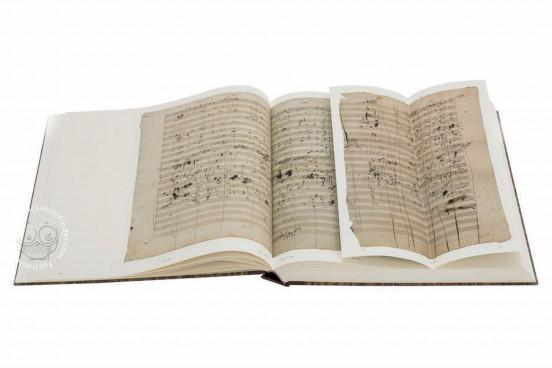 Missa Solemnis op.123 by Ludwig van Beethoven , Berlin, Staatsbibliothek Preussischer Kulturbesitz − Photo 1