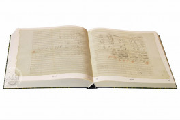 Symphony no. 9 D minor op. 125 by Ludwig van Beethoven Facsimile Edition