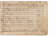 Idomeneo K. 366, Ballet K. 367, Cracow, Biblioteka Jagiellońska Berlin, Staatsbibliothek Preussischer Kulturbesitz − Photo 2