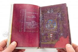 Book of Hours of Cardinal Carafa Facsimile Edition