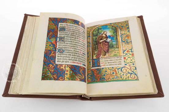 Book of Hours of Gregory XIII, Vatican City, Biblioteca Apostolica Vaticana, ms. vat. lat. 3767 − Photo 1