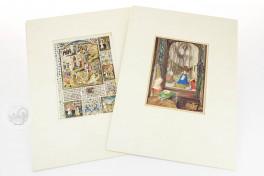 Glanz des Rittertums (Collection) Facsimile Edition