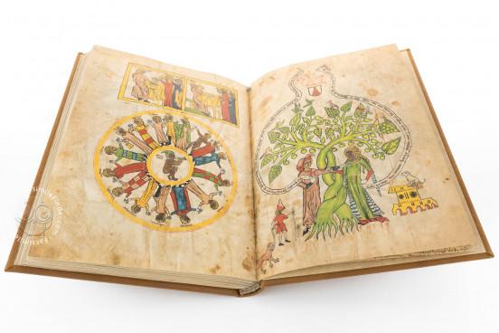 Der Wälsche Gast, Gotha, Forschungs- und Landesbibliothek, Ms. Memb I 120 − Photo 1