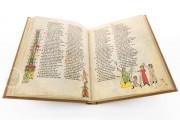 Der Wälsche Gast, Gotha, Forschungs- und Landesbibliothek, Ms. Memb I 120 − Photo 4