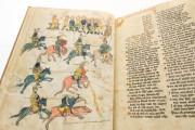 Der Wälsche Gast, Gotha, Forschungs- und Landesbibliothek, Ms. Memb I 120 − Photo 8