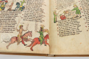 Der Wälsche Gast, Gotha, Forschungs- und Landesbibliothek, Ms. Memb I 120 − Photo 9