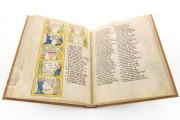 Der Wälsche Gast, Gotha, Forschungs- und Landesbibliothek, Ms. Memb I 120 − Photo 10