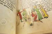 Der Wälsche Gast, Gotha, Forschungs- und Landesbibliothek, Ms. Memb I 120 − Photo 11