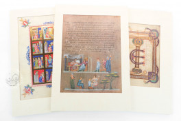 Treasures of the National Library of Austria (Collection) Facsimile Edition