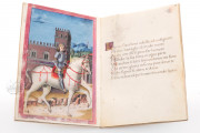 Liber Iesus and Treatise on Grammar by Donatus, Milan, Biblioteca Trivulziana del Castello Sforzesco, Ms. 2163 and Ms. 2167, Liber Iesus