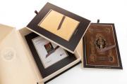 Liber Iesus and Treatise on Grammar by Donatus, Milan, Biblioteca Trivulziana del Castello Sforzesco, Ms. 2163 and Ms. 2167 − Photo 7