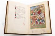 Liber Iesus and Treatise on Grammar by Donatus, Milan, Biblioteca Trivulziana del Castello Sforzesco, Ms. 2163 and Ms. 2167, Treatise on Grammar by Donatus