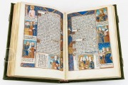 Great Hours of Rouen, Rouen, Bibliothèque Jacques Villon, Ms. Leber 155 − Photo 11