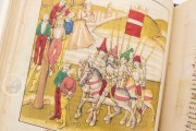 Diebold Schilling's Spiez Illuminated Chronicle, Bern, Burgerbibliothek, Mss.h.h.I.16 − Photo 18