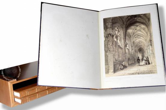 Artistic and Monumental Spain (Collection), Bilbao, Biblioteca del Casino de Bilbao − Photo 1