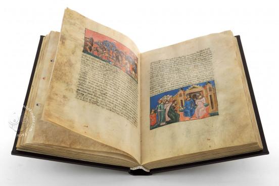History of the Trojan People, Madrid, Biblioteca Nacional de España, MSS/17805 − Photo 1
