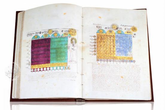 Prophecies of Nostradamus, San Lorenzo de El Escorial, Real Biblioteca del Monasterio de El Escorial, Tratado Apocalíptico 1594 − Photo 1