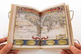 Compendium Geographicum of Pedro Teixeira Facsimile Edition
