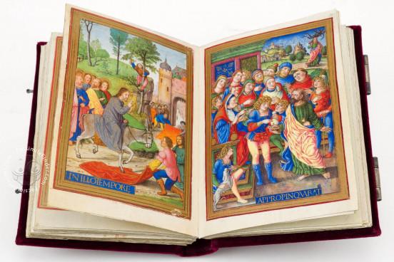 Sforza Hours, London, British Library, Add. Ms. 34294 − Photo 1