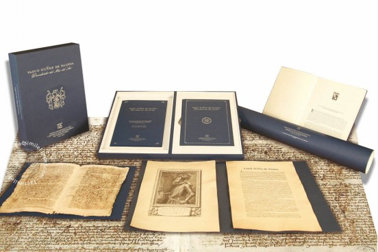 Letter by Vasco Nuñez de Balboa to King Fernand, Seville, Archivo General de Indias − Photo 1