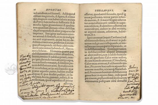 Thesaurus de Remediis Secretis, San Lorenzo de El Escorial, Real Biblioteca del Monasterio de El Escorial − Photo 1