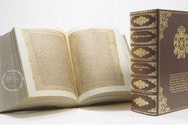Grand History of Navarre Facsimile Edition