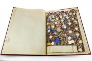 Genealogy of the Royal Houses of Spain and Portugal , London, British Library, add. Ms. 12531 − Photo 7