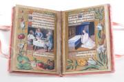 Petites Prières of Renée de France, Modena, Biblioteca Estense Universitaria, α.U.2.28=lat. 614 (now lost) − Photo 3
