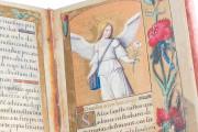 Petites Prières of Renée de France, Modena, Biblioteca Estense Universitaria, α.U.2.28=lat. 614 (now lost) − Photo 6