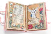 Petites Prières of Renée de France, Modena, Biblioteca Estense Universitaria, α.U.2.28=lat. 614 (now lost) − Photo 8