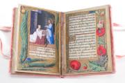 Petites Prières of Renée de France, Modena, Biblioteca Estense Universitaria, α.U.2.28=lat. 614 (now lost) − Photo 9